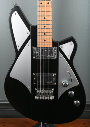 Reverend Billy Corgan Signature Satin Black