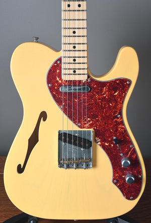 2004 Fender Custom Shop Masterbuilt Chris Flemming Nocaster Thinline OHSC