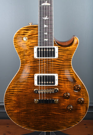 2020 PRS McCarty Singlecut 594 Yellow Tiger 10 Top