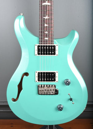 2020 PRS S2 Custom 22 Semi Hollow Special Order Robin's Egg Blue