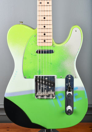 2009 Fender Custom Shop Greg Fessler Masterbuilt Crash Telecaster & Pro Junior Set