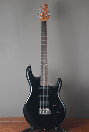 2018 Ernie Ball Music Man Luke III Steve Lukather Signature Black