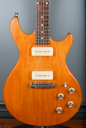 2007 Baker B3 Earth Honey Brazilian Rosewood