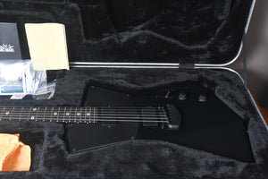 2018 Music Man St. Vincent Signature HH Stealth Black