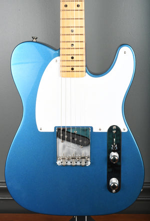Fender 70th Anniversary Esquire Maple Neck Lake Placid Blue