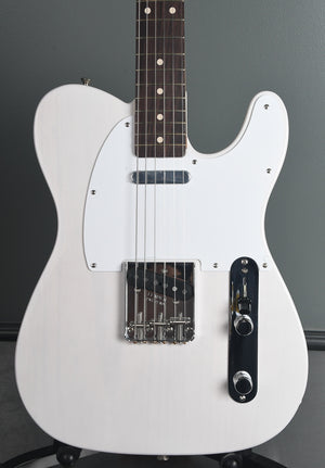 2019 Fender Jimmy Page Mirror 1959 Telecaster White Blonde