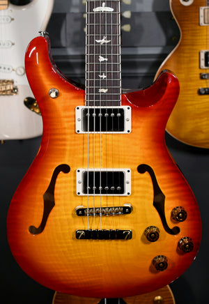2020 PRS McCarty 594 Hollowbody II *Custom Color* Cherry Wrap Burst