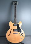 2014 Tokai ES 185 VNT Figured Natural OHSC ES 335