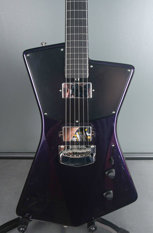 2018 Erine Ball Music Man St. Vincent 1 Off BFR Barolo Purple