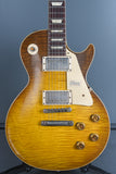 2019 Gibson 60th Anniversary Les Paul 1959 R9 Reissue Green Lemon Fade OHSC