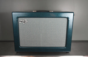Dirty Girl Vintage Blue Sparkle Tolex with WGS Speakers