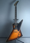 1982 Gibson Explorer E2 Tobacco Sunburst Flame Top