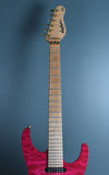 2001 Jackson USA Phil Collen PC1 Signature Euphoria Quilt OHSC