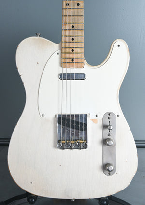 Chad Underwood 1956 Telecaster Blonde OHSC