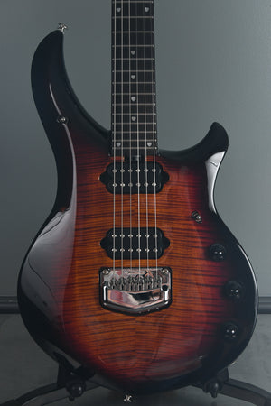 2019 Erine Ball Music Man John Petrucci Majesty Tigers Eye