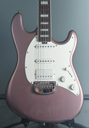 2019 Erine Ball Music Man Cutlass RS HSS Raspberry Sorbet