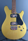 2018 Ernie Ball Music Man James Valentine Signature w/Trem Saturn Gold