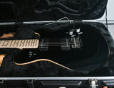 2012 Ernie Ball Music Man The Game Changer Reflex Guitar HH Tremolo Black