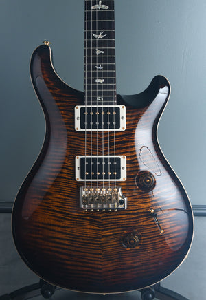 2019 PRS Custom 24 Yellow Tiger 10 Top