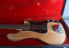 1966 Fender Precision Bass Natural Refin OHSC
