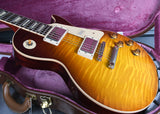 2019 Gibson 60th Anniversary Les Paul 1959 R9 Reissue Slow Iced Tea Fade VOS