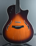 2005 Taylor T5 Standard Tobacco Sunburst Acoustic Electric OHSC