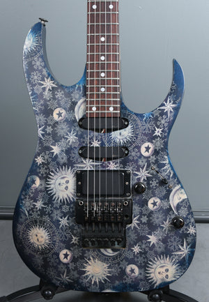 1980's Ibanez RG Series Custom Zodiac Finish