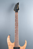 1991 Ibanez USA Custom RG Series Natural Quilt