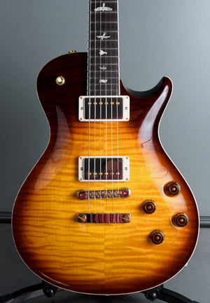2019 PRS McCarty Singlecut 594 10 Top McCarty Tobacco Sunburst