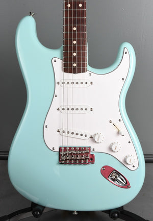 2008 Fender Custom Shop 1960 NOS Stratocaster Daphne Blue