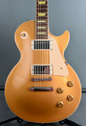 2001 Gibson Les Paul 1960 Classic Goldtop OHSC