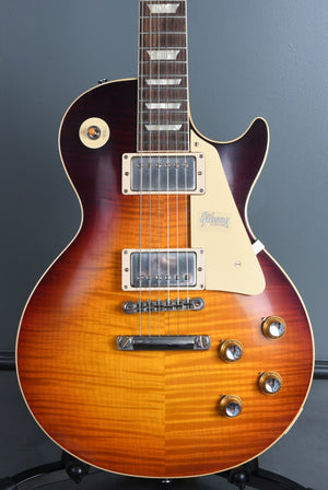 2020 Gibson 60th Anniversary Les Paul V3 1960 R0 Reissue Washed Bourbon Burst OHSC