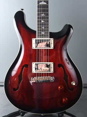 2020 PRS SE Hollowbody Standard Fire Red