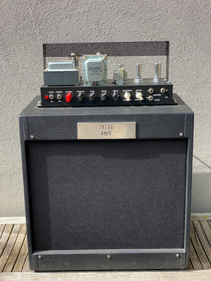 "Tyler Amp Works Flip Top Bass 15"" combo"