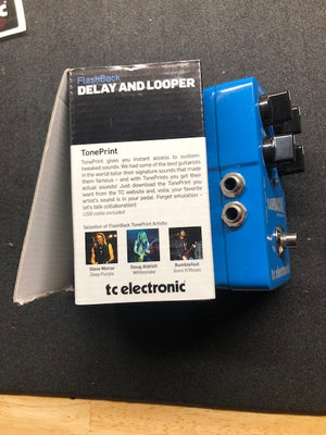 TC Electronics Flashback Delay and Looper