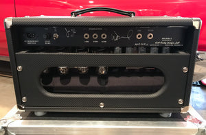 2007 Two Rock John Mayer Signature 100 watt Head Carbon Fiber