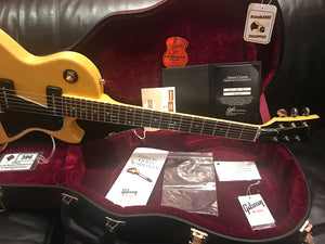 2011 Gibson '60 Les Paul Special TV Yellow Steve Miller Owned