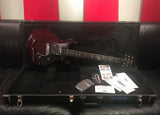 2012 Paul Reed Smith PRS Mira Vintage Cherry OHSC