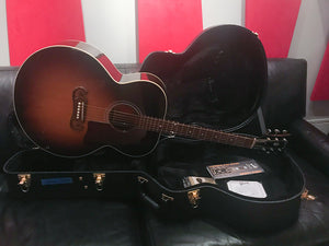 2015 Gibson Custom Shop SJ-100 Special Edition Tobacco Sunburst Acoustic