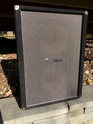 Two Rock Signature 2x12 Black Suede, Vintage Celestion G12-65s