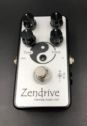 Hermida Audio Zendrive Original Signed, pre-Lovepedal