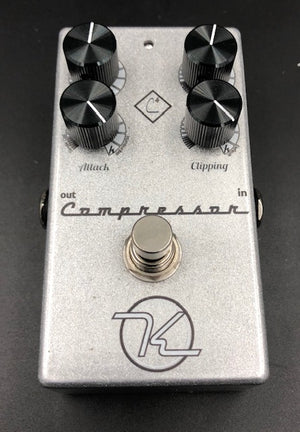 Keeley C4 Compressor
