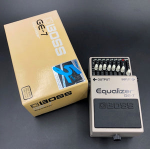 Boss GE-7 Equlizer