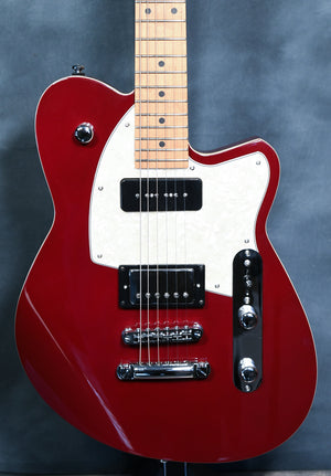 Reverend Double Agent OG Medieval Red