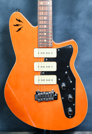 Reverend  Ron Asheton Signature Jetstream 390 Rock Orange