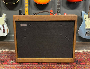 Tyler Amp Works 20-20 1x15 Combo Dark Lacquered Tweed