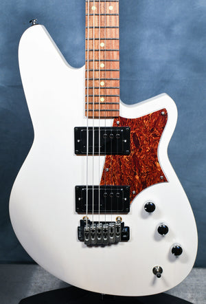 Reverend Descent W Baritone Transparent White