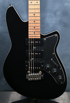 Reverend Six Gun HPP Midnight Black
