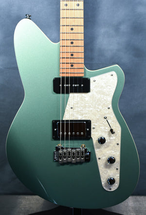 Reverend Double Agent W Metallic Alpine