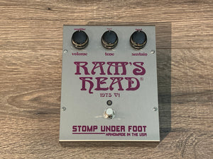 Stomp Under Foot 1975 Rams Head V1 Vintage Edition